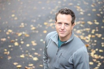 Hugh Howey Author Photo